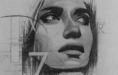 drawings in pencil benimogen