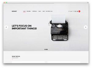 dreamweaver website templates newart simple portfolio template