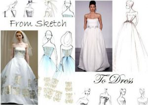 dress designing sketches wedding dress sketches and dresses via bridesdotcom board created by its a jaime thing dotcom