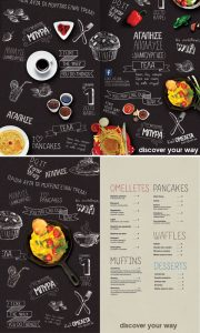 drink menu design drinks and food menu restaurant designs