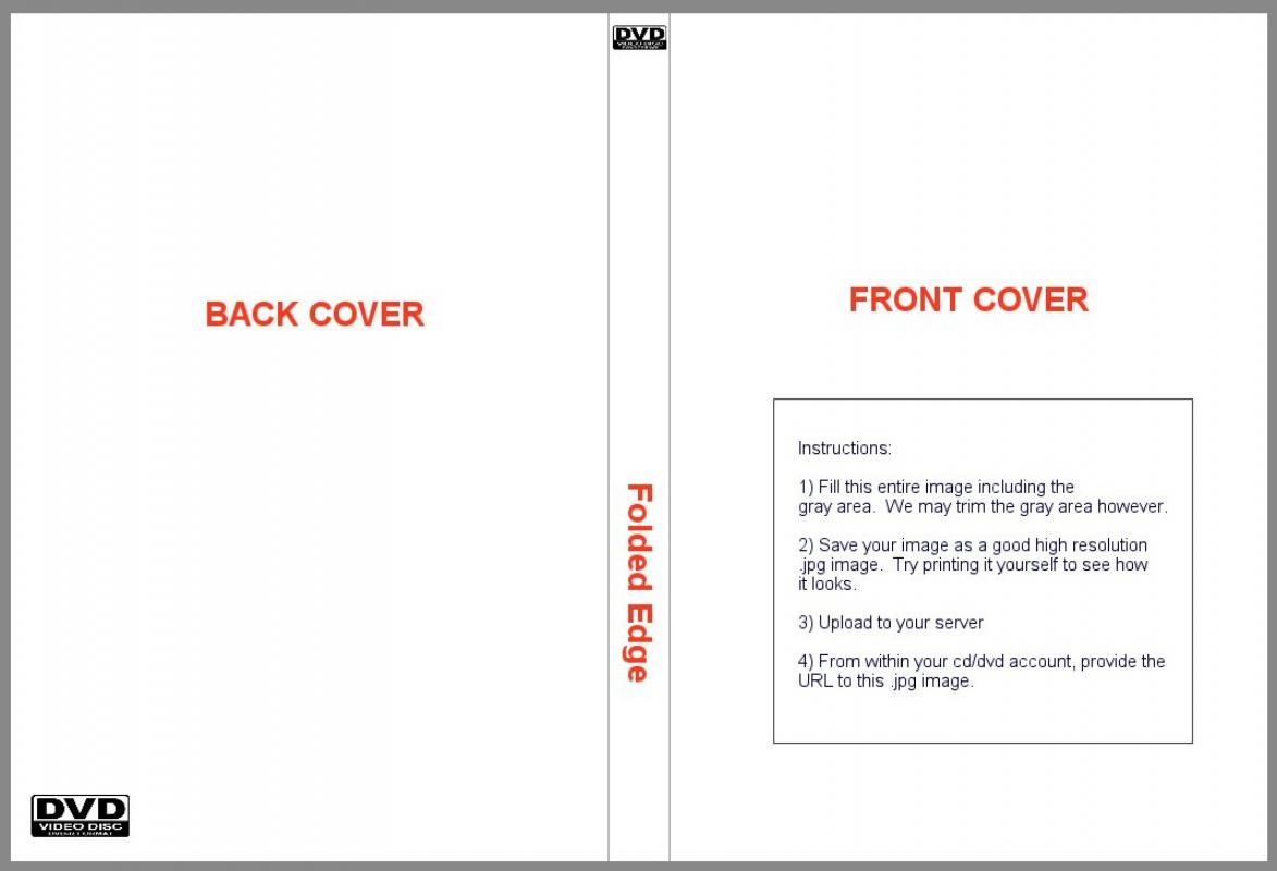 dvd cover template mac - dvd cover template template business