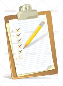 editable blank check template blank checklist paper