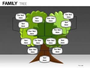 editable family tree template download editable family tree powerpoint templates