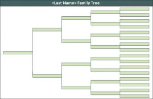 editable family tree template family tree template excel