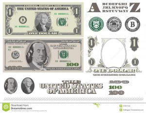editable play money template money dollar bills template
