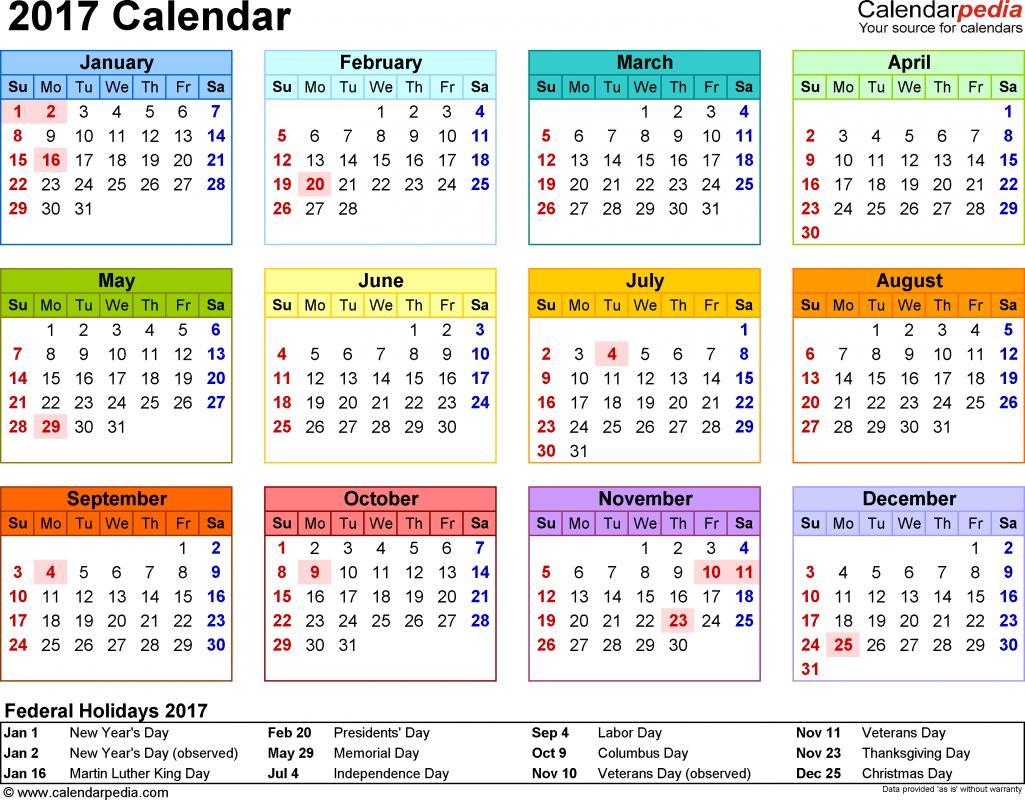 editable weekly calendar