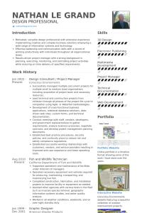 electronic technician resume designconsultantprojectmanagerresume example
