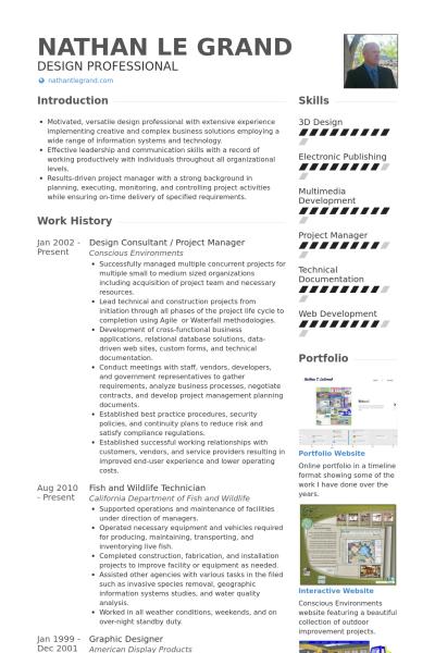 electronic technician resume
