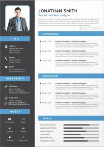 email cover letter template resume cover letter by designstemplate graphicriver