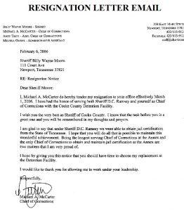 email resignation letter resignation letter emails