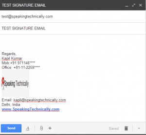 email signature for college student sinature email example