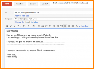 email to apply for a job how to write an email when applying for a job email sample