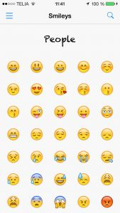 emoji faces text emoji faces meanings