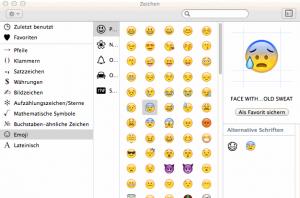 emoji pictures text mac emoji zeichenbersicht