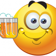 emoji text copy and paste cheers to beer smiley