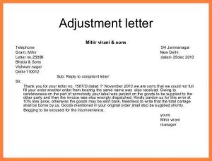 employee application pdf business adjustment letter business letters cb