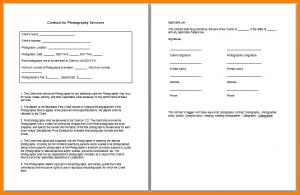 employee contract template simple wedding photography contract template wedding photography contract simple wedding photography contract template word