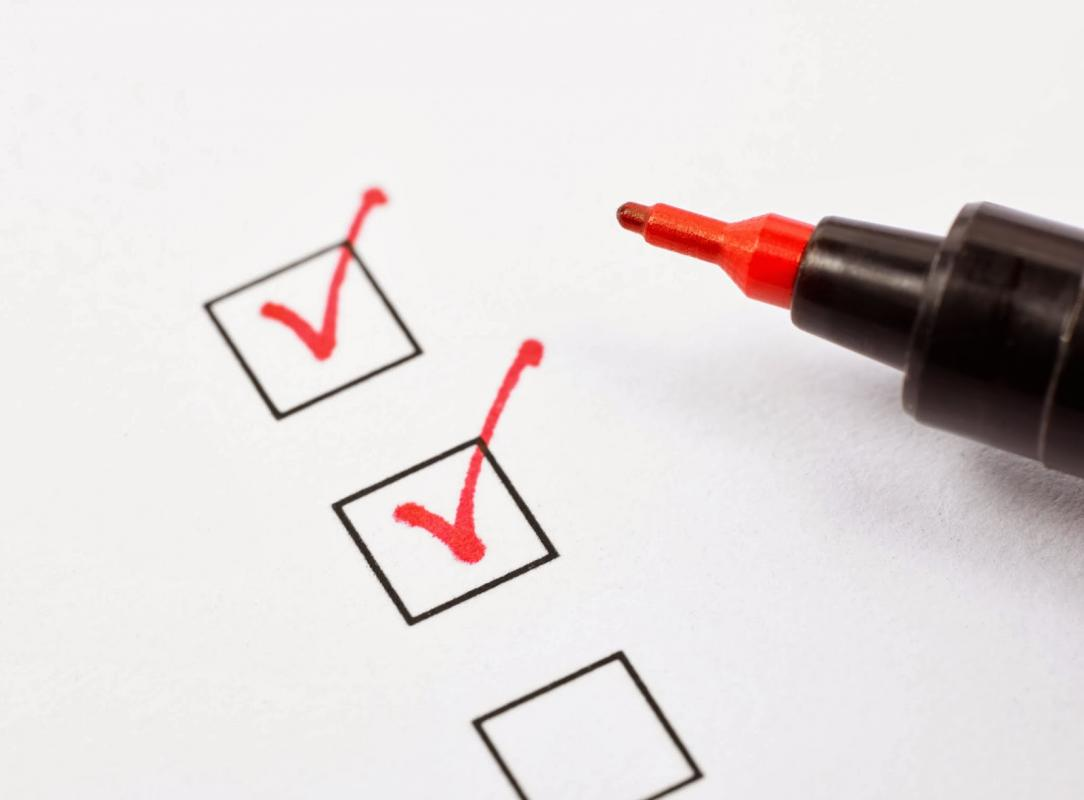 employee file checklist