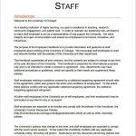 employee handbook examples employee rights