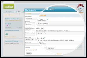 employee onboarding checklist simple hiring workflow