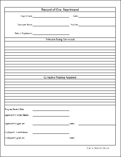 Employee Record Form. Employee Counseling Form Employee Counseling ...