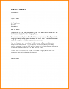 Employee resign letter template business employee resign letter resignation letter sample for employee new job resignation letter sample employment begins on thecheapjerseys Image collections