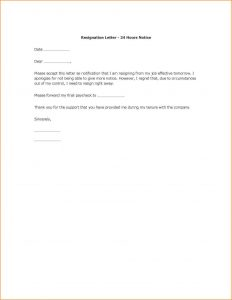 Employee Resign Letter Resignation Letter Sample Pdf Resign Letter Template  Pics Word Thank You Sample  Letter Of Resignation