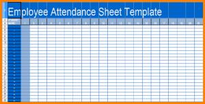 employee time sheet pdf employee attendance calendar e