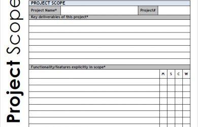 employee time sheet pdf pdf project scope template pdf download