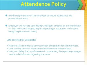employee warning letter mindriver induction presentation