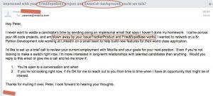 employee write up sample clueless recruiter