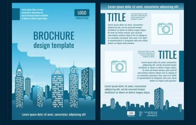 employee write up sample construction company brochure design templates