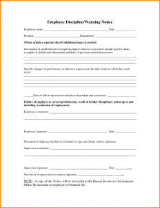 employee write ups templates employee write up template