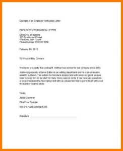 employment acceptance letter job confirmation letter from employer proof of employment letter