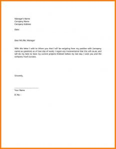 employment agreement template letter of resignation weeks awesome creation letter of resignation weeks notice best sample white template wording sample text format line name