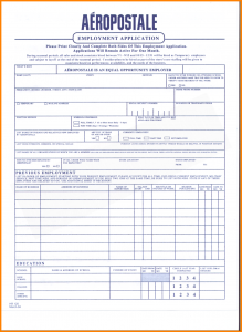 employment application form pdf job application forms pdf