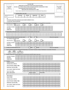 employment application template word pan card application form a aaacdfebffbdd