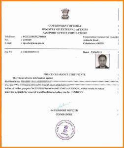 employment contract template word clearance certificate sample