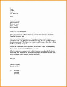 employment letters of recommendation resignation letter sample weeks notice ccfecfeebdb
