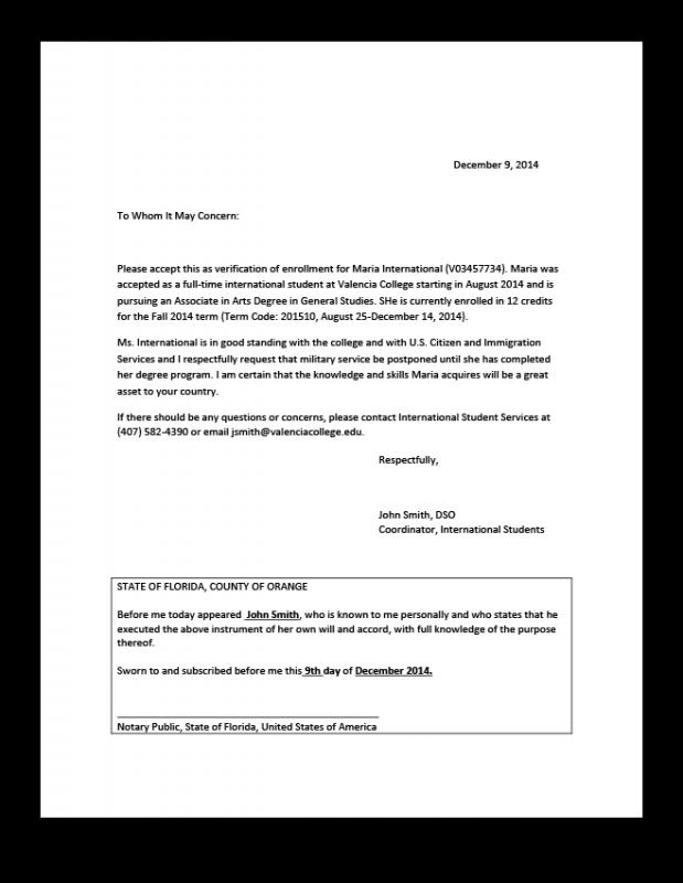Employment verification letter for visa template business employment verification letter for visa spiritdancerdesigns