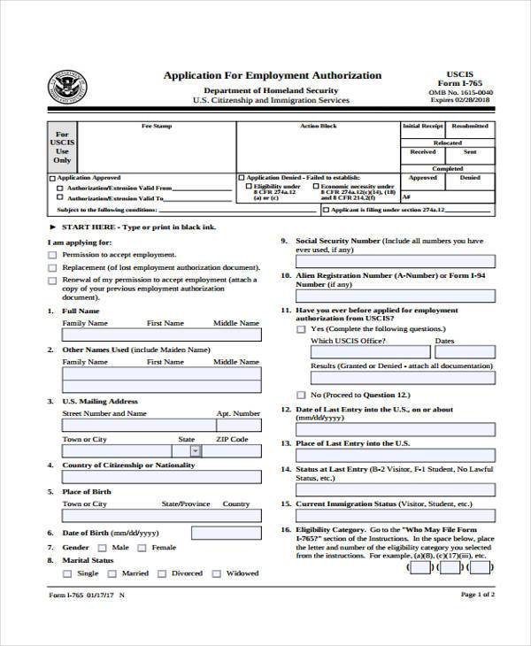 Employment Verification Template  Template Business