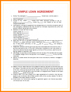 engineering report template blank loan agreement template simple loan agreement template