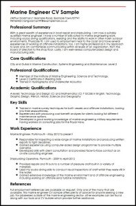 Engineering Skills Resume Template Business