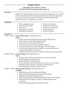 essay template word custodian sample resumes paralegal resume objective examples tig regarding custodian resume template