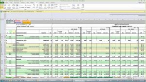 estimate template excel construction estimating spreadsheets