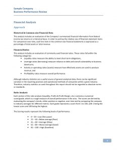 evacuation plan templates sample business performance review