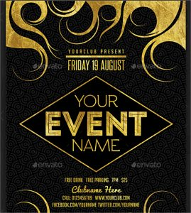 event flyer design event flyer template jpg image download
