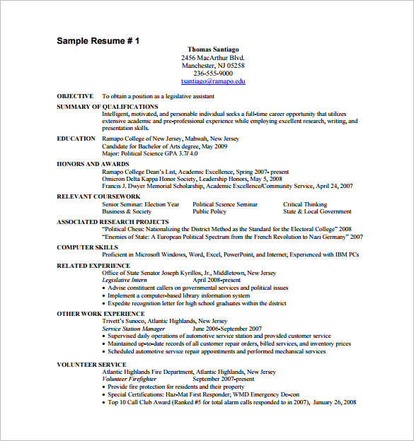 Event Planner Resume  Event Management Resume