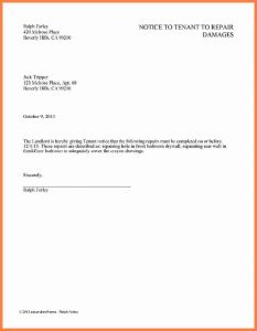 eviction notice letter rental notice template babcbfeaed