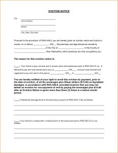 eviction notice texas eviction notice example eviction notice template free word